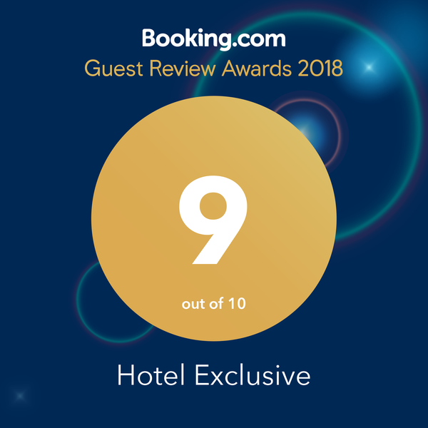 Booking Guest Review Award 2018