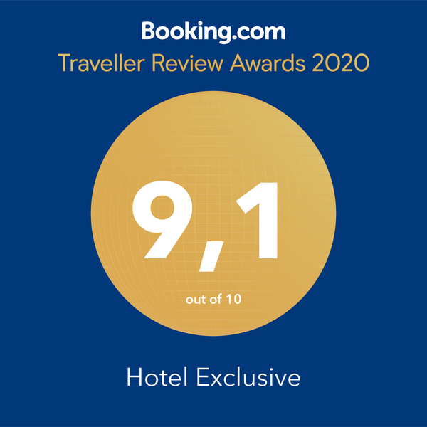 Booking Guest Review Award 2020